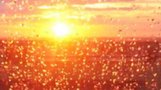 sole e pioggia